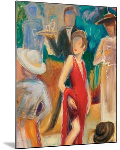 Cocktail Party-Karen Dupr?-Mounted Art Print