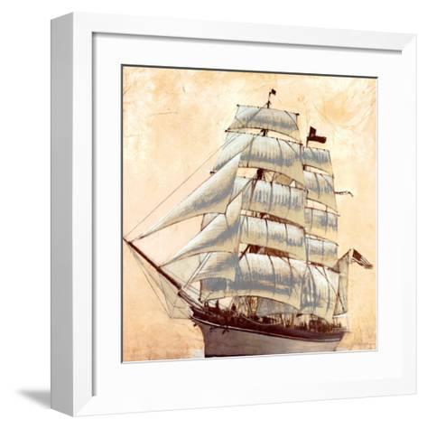 Elissa II-John Douglas-Framed Art Print