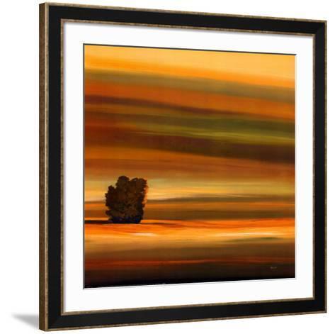 Fields of Green I-Robert Holman-Framed Art Print