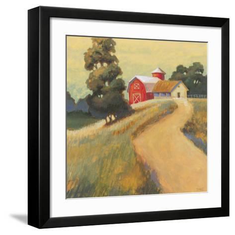 Homestead II-Karen Dupr?-Framed Art Print