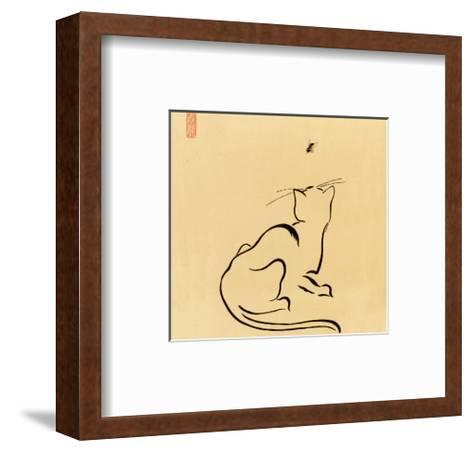 East--Framed Art Print