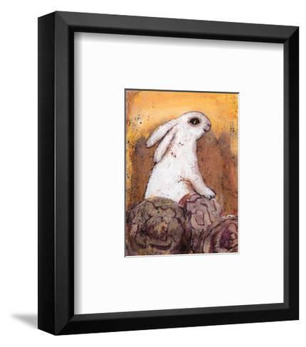 Rabbit-Silvana Crefcoeur-Framed Art Print