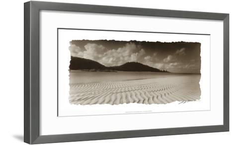 Beach-Angelos Zimaras-Framed Art Print