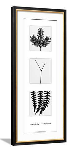 Photograms-Hazel Barrett-Framed Art Print