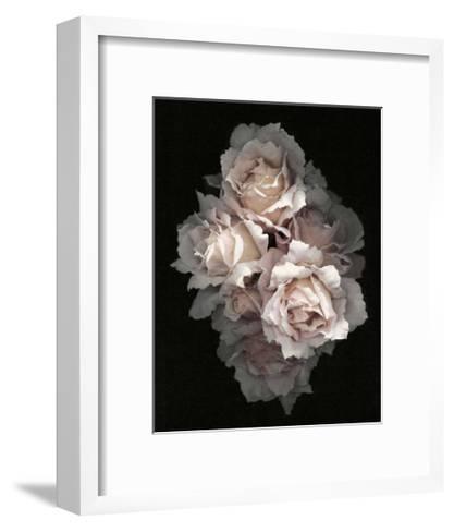 Timeless-S^ G^ Rose-Framed Art Print