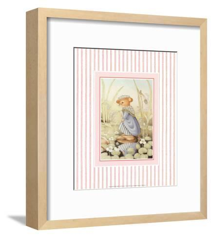 Country Mouse IV-C Formby-Framed Art Print