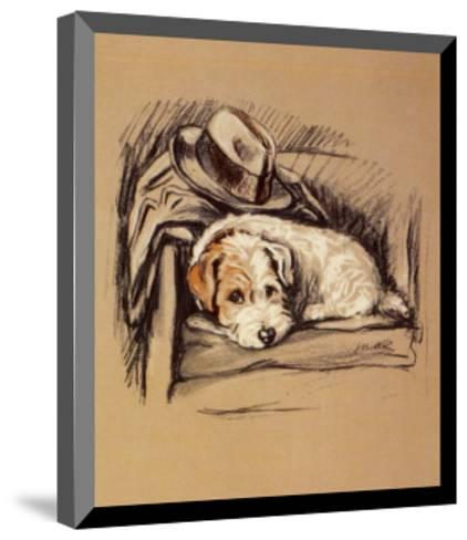 Dog's Life I-Mac-Mounted Art Print