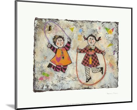 Jump!-Barbara Olsen-Mounted Art Print