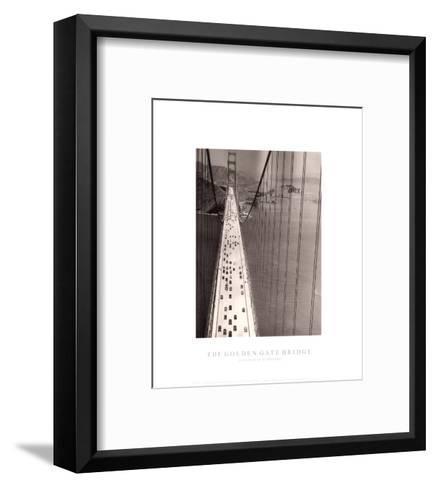 The Golden Gate Bridge-The Chelsea Collection-Framed Art Print