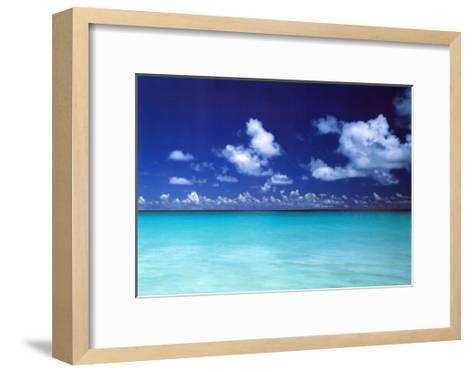 Island Dreaming-Chris Simpson-Framed Art Print