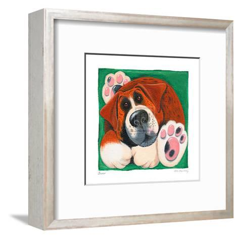 Buster Art Print by Kate Mawdsley | Art.com