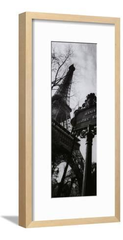Parisian Panel III--Framed Art Print