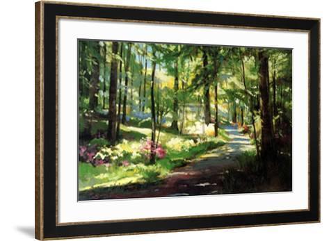 Winterthur Garden-Martha Saudek-Framed Art Print
