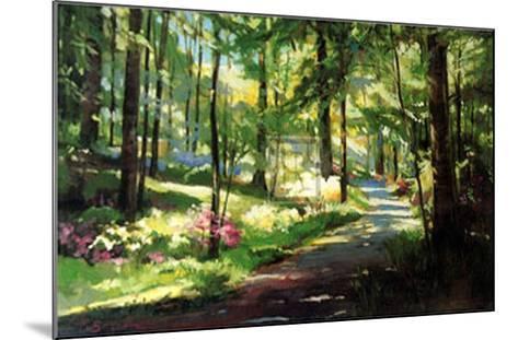 Winterthur Garden-Martha Saudek-Mounted Art Print