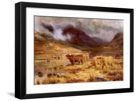 After the Storm-L^ Hurt-Framed Art Print