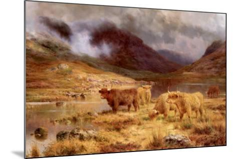 After the Storm-L^ Hurt-Mounted Art Print