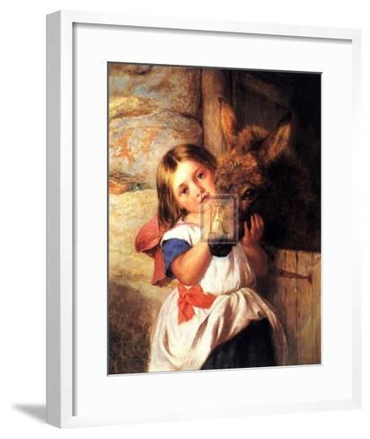 Best Friends-G^ Holmes-Framed Art Print