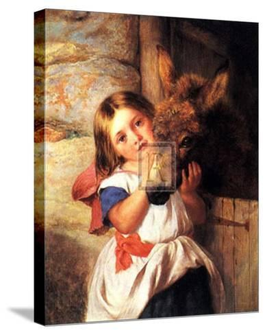Best Friends-G^ Holmes-Stretched Canvas Print