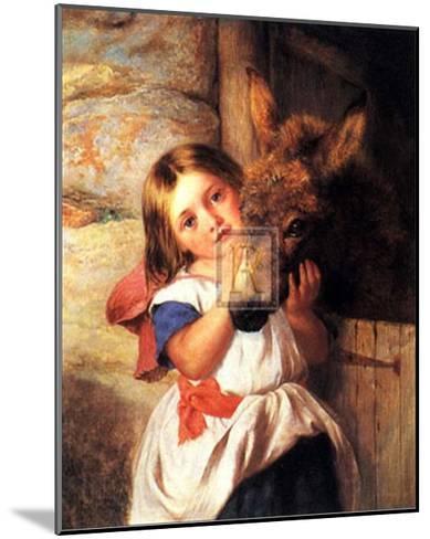 Best Friends-G^ Holmes-Mounted Art Print