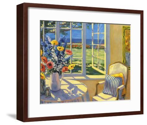 Afternoon in Ohio-Suzanne Hoefler-Framed Art Print