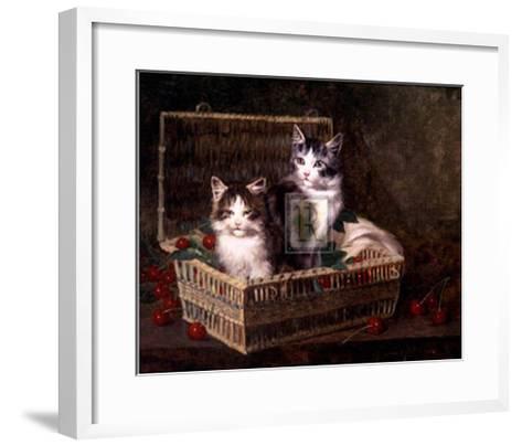 The Pick of the Basket-Jules Leroy-Framed Art Print