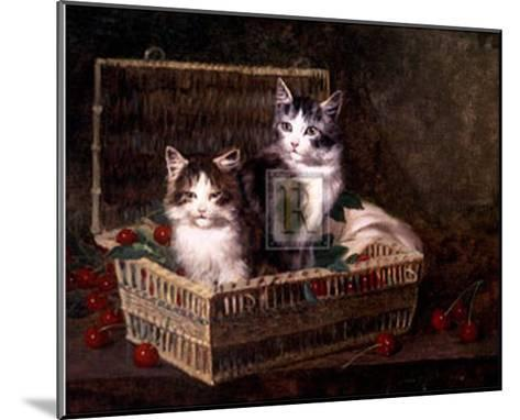 The Pick of the Basket-Jules Leroy-Mounted Art Print