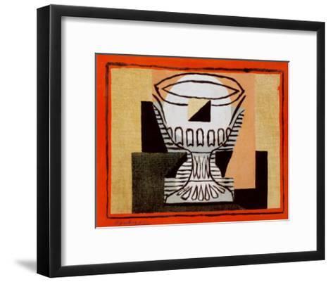 The Vase-Pablo Picasso-Framed Art Print