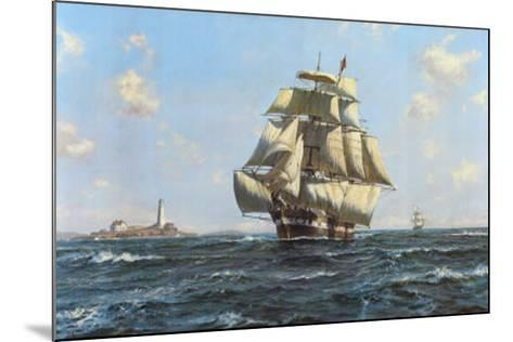 Mckay Clipper, Anglo-American-Roy Cross-Mounted Art Print