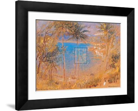 Port Antonio, Jamaica-A^ Goodwill-Framed Art Print