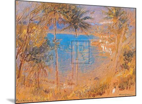 Port Antonio, Jamaica-A^ Goodwill-Mounted Art Print