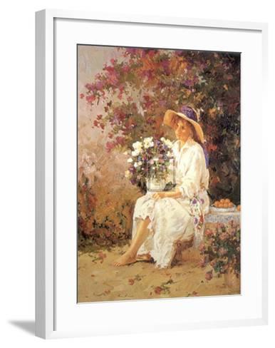 Admiration-R^ Frances-Framed Art Print