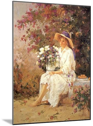 Admiration-R^ Frances-Mounted Art Print