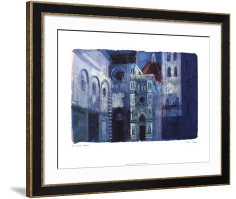 The Duomo, Florence-Ann Oram-Framed Art Print