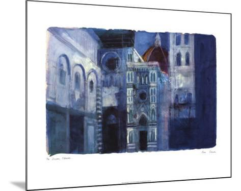 The Duomo, Florence-Ann Oram-Mounted Art Print