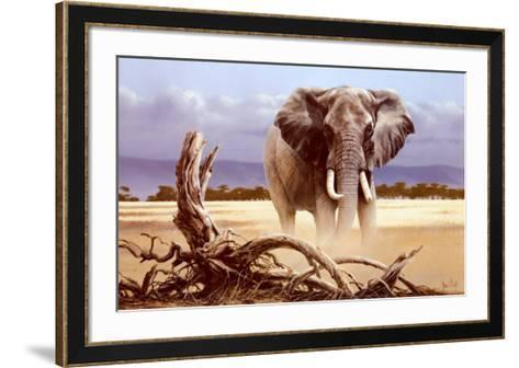 The Sentinel-Spencer Hodge-Framed Art Print