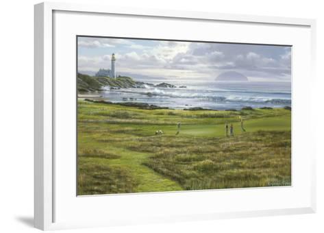 Turnberry-R^ Sipos-Framed Art Print