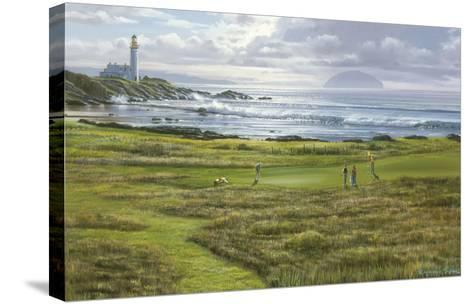 Turnberry-R^ Sipos-Stretched Canvas Print