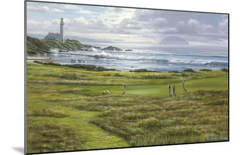 Turnberry-R^ Sipos-Mounted Art Print