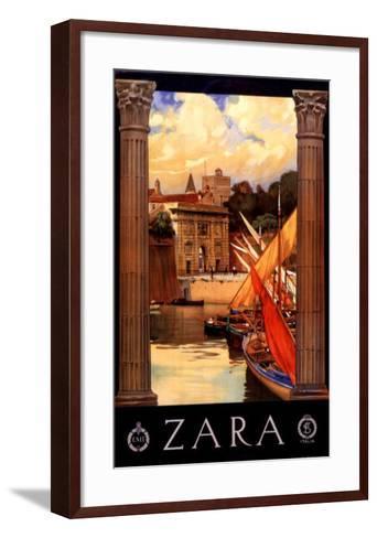 Zara--Framed Art Print