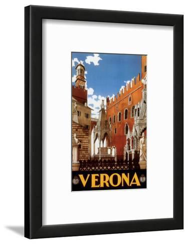 Verona--Framed Art Print