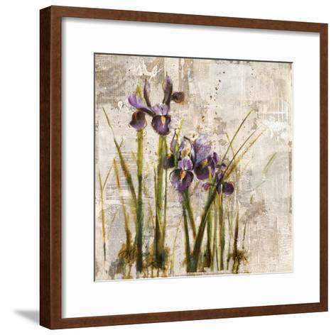 Spring Mist I-Dennis Carney-Framed Art Print
