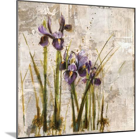 Spring Mist I-Dennis Carney-Mounted Art Print