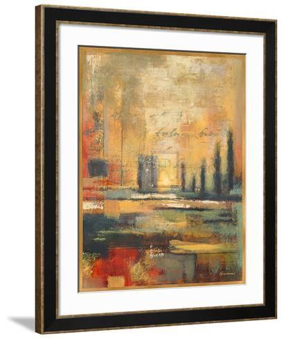 Morning's Greeting II-Giovanni-Framed Art Print