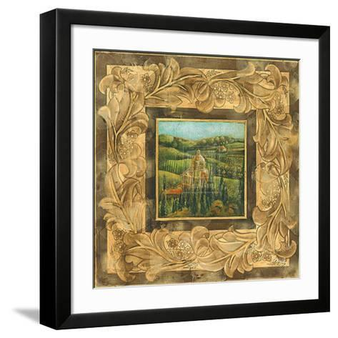 Dutch I-John Douglas-Framed Art Print