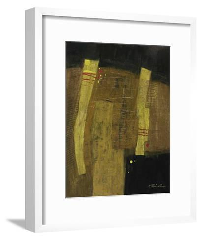 The Yellow Pair-Kurt Freundlinger-Framed Art Print