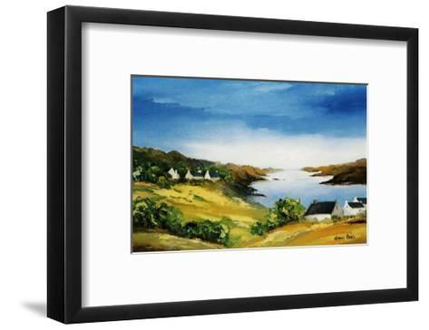 Idyllic VI-Hans Paus-Framed Art Print