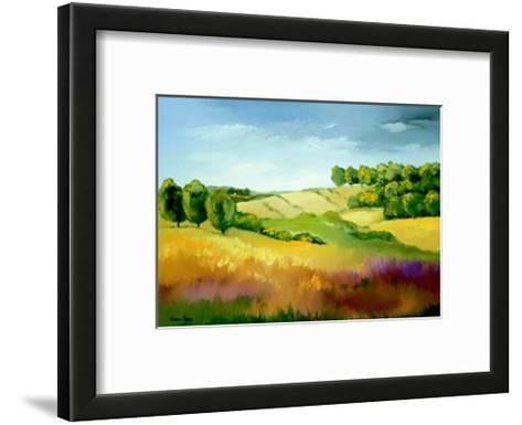 The Costwold I-Hans Paus-Framed Art Print