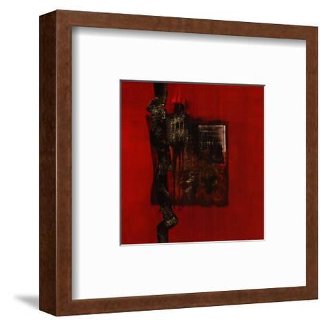Collection II-Marie Louise Oudkerk-Framed Art Print