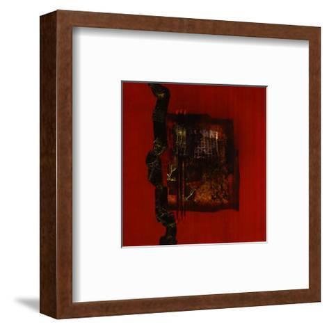 Connection III-Marie Louise Oudkerk-Framed Art Print
