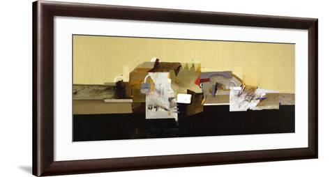 Colorfull Landscape-Theo Den Boon-Framed Art Print